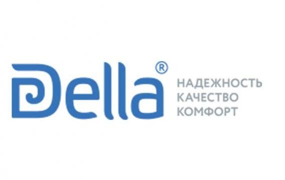 логотип della