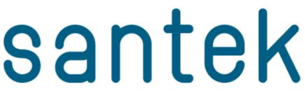 логотип santek
