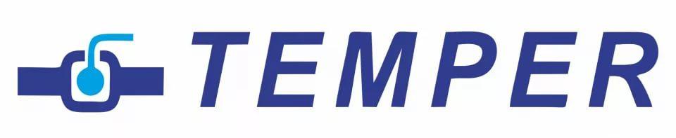 логотип temper