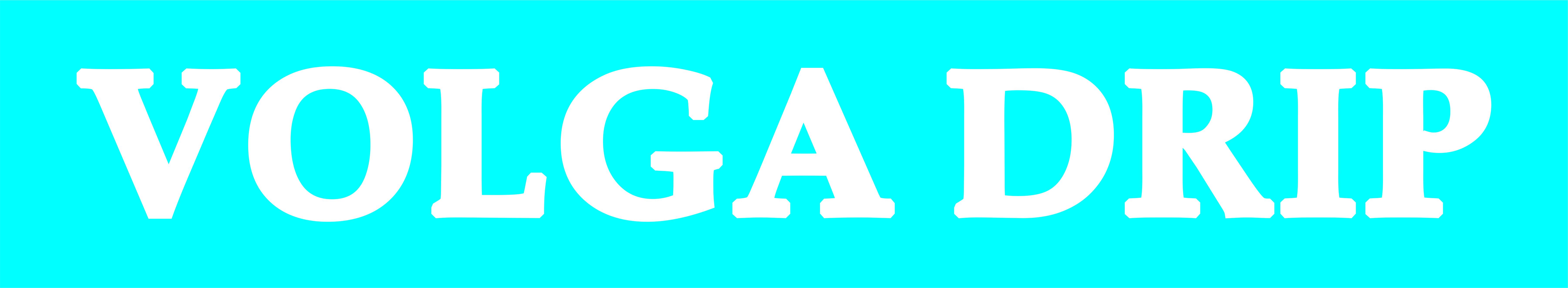 логотип волга дрип