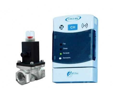 Система автомат контроля загазованности САКЗ-МК-А- 2- 20 (СО угарный газ)