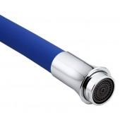 Гибкий излив       F7253   синий                      FRAP