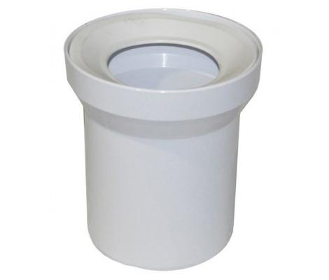 Патрубок для унитаз белое кольцо Ø 110        SINIKON  ( шт)
