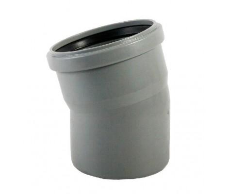 Отвод Ø 110   15*   SINIKON                          (20шт)
