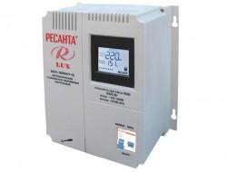 Стабилизатор ACH настенный - 5000 Н/1-Ц Lux 63/6/16 Ресанта