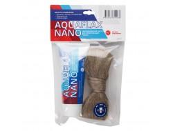 Паста сантехническая Aquaflax nano, 270 г. + 40 г.лён