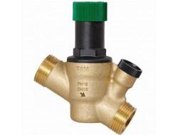 Редуктор давления под манометр TIM (max-16 bar, диапазон 1,5-6 bar)  1/2F* 3/4M  BL-6823 (аналогD04)