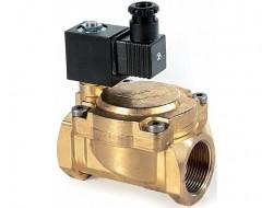 """Мембранный электромагнитный клапан нормально закрытый 2"""" 6Вт 86-EM.3060 Valtec"""