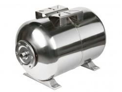 Гидроаккумулятор 24 л KOER ( горизонтальный, нержавеющая сталь)
