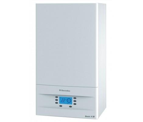 Котел двухконтурный турбированный газовый 24 кВт Basic X 24 Fi Electrolux