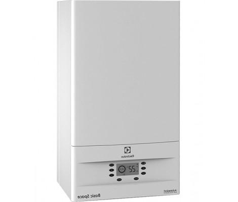 Котел двухконтурный газовый турбированный 24 кВт GCB 24 Basic Space Fi Electrolux