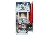 Котел двухконтурный газовый турбированный 20 кВт Domestic TD-В Rocterm