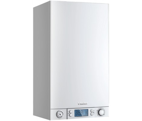 Котел газовый Haier L1P26-F21О(T)  24  кВт (2-х контурный, дымоходный)