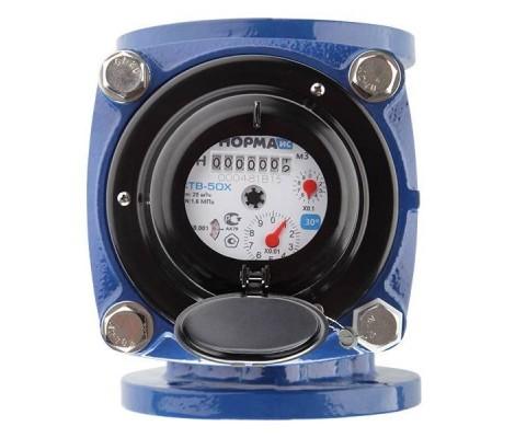 Счетчик для холодной воды фланцевый СВТ 80 Норма