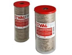 Нить сантехническая льняная Valtec для резьбовых соединений (55м)