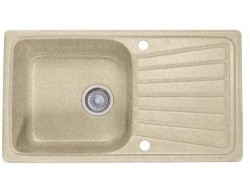 Мойка   КМ 81-46 SGA-390 дробленый миндаль УСПЕХ Fosto