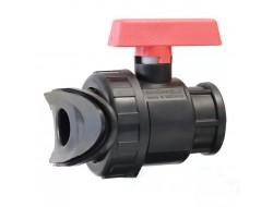 Кран шаровый LFT - 32 мм туман (GS)  70432   Aquapulse (20/4шт)