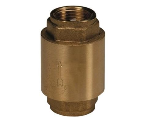 """Дисковый обратный клапан 1"""" R60 Giacomini"""