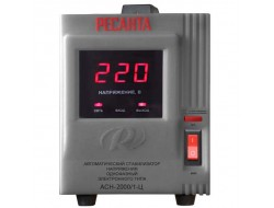 Стабилизатор ACH  - 2000/1-Ц  63/6/4 Ресанта