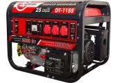 Бензогенератор 5,5 кВт  DT-1155 InterTool