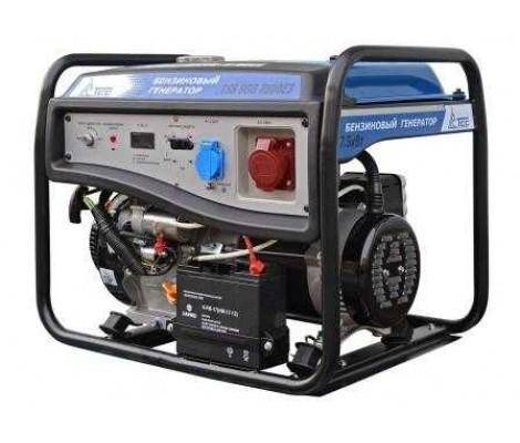 Бензогенератор  TSS SGG  (5,6 кВт) 3-х фазный