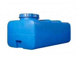 Емкость      400л   прямоугольная  Синяя (в60*д130*ш66)