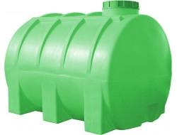 Емкость       200л   горизонтальная Зеленая  (в71*д82*ш60)