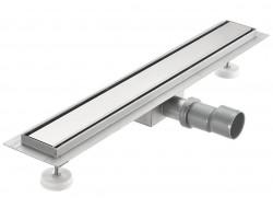 Душевой лоток с решеткой под кладку плитки защита от запаха 70*600мм TIM