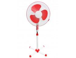 Вентилятор Комфорт CRSF - ВН16 бело-красный