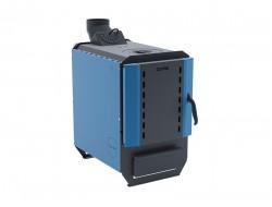 Котел твердотопливный Box 10 кВт с плитой Ø120 ZOTA