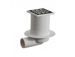 Трап для душевых и ванных комнат  ОРИО горизонтальный регулируемый