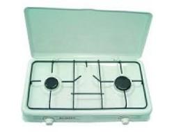 Плита газовая - 2У  (6032)  (белый/сжижен газ/цвет упак)
