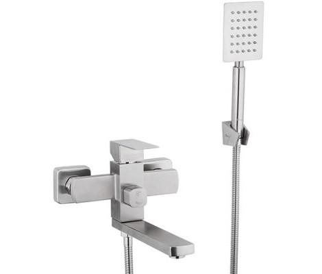 Смеситель для ванны нерж       F32802                         FRAP