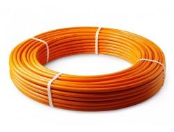 Труба металлопластиковая 16 оранжевая