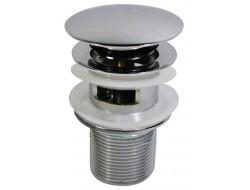 Донный клапан C0A11 нажимной с переливом Mixxus