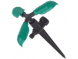 Ороситель 3-х рожковый вращающийся на ножке   3030   Aquapulse