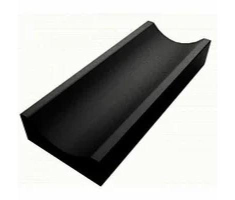 Лоток полимерный мелкосидящий черный