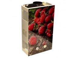 Водонагреватель газовый WERT 10EG цветная  Berry (10л/20кВт)