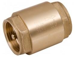 """Обратный  клапан    FRAP  1 1/4""""  (латунным штоком)"""