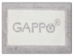 Коврик д/ванны  60*90 см   серый        G85501       Gappo