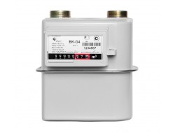 Счетчик газа  ELSTER  ВК G 4  V1,2 Ду 25мм