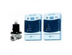 Система автомат контроля загазованности САКЗ-МК-А - 2 - 15 НД (природ газ + угарный газ СО)