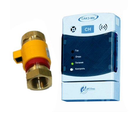 Система автоматического контроля загазованности САКЗ-МК-А-1-20 НД ЦИТ-Плюс