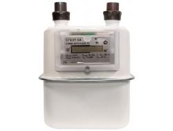 Счетчик газовый СИГНАЛ СГБЭТ G4 левый  1 1/4 (с электронным термокомпенсатором)
