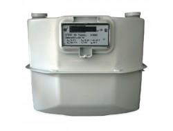 Счетчик газовый с электронным термокомпенсатором левый СГБЭТ G6 Pegas Сигнал