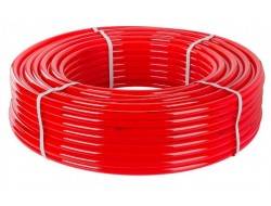 Труба    16     сшит. п/эт  PEX  GIACOTHERM  (240 м)   красная