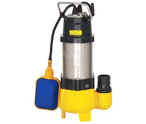 Погружной насос KOER V1100F для грязной воды (475л.мин/1,1Кв/14,5м)