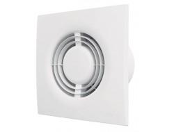 Вентилятор осевой с антимоскитной сеткой, обратным клапаном D100 Эра Вент
