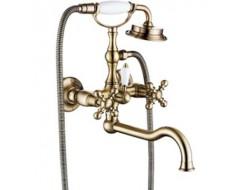 Смеситель д/ванны бронза G3289-4                       GAPPO