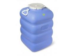 Бидон пластик 100 л фиолетовый Байдар Пласт